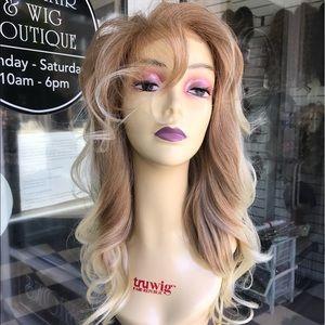 Accessories - Wig fulllace Romance Curls Handstitch handtied Wig